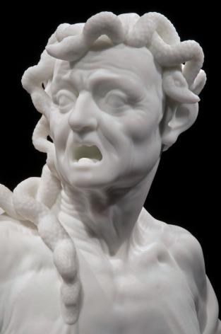 BARRY X BALL Envy (detail) 2008-2010, sculpture