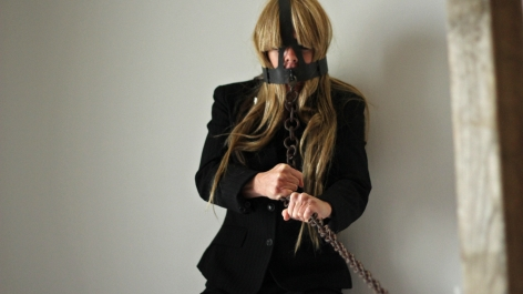 vJ.J. McCRACKEN The Huntress (excerpt)  2012. Performance video: Washington, DC.