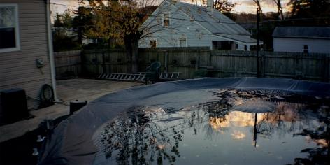 NICHOLENA MOON   Domestic Disturbances 2015, film, archival inkjet print, 20 x 40 inches
