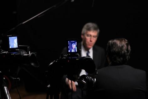 Lincoln Schatz The Network generative portraits video still