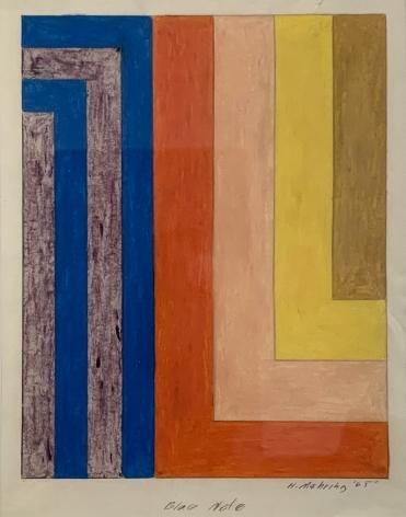 Howard Mehring  Blue Note, 1965