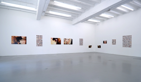 JEREMY KOST Between the Lines 2011. Installation view: Conner Contemporary Art.