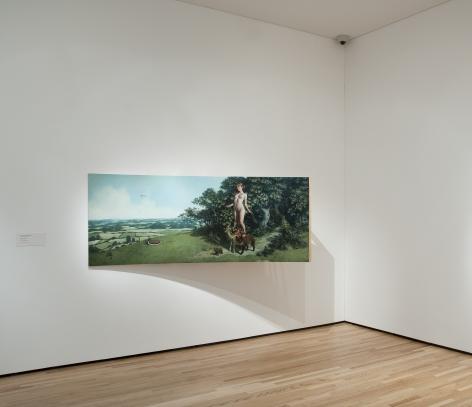 ERIK THOR SANDBERG  Surreal Selves 2013. Installation view: Baltimore Museum of Art, Baltimore, MD.