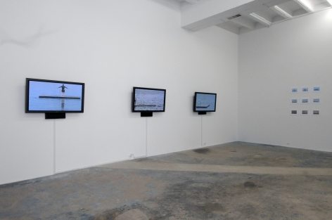 MARY COBLE Source 2010. Installation view: Conner Contemporary Art.