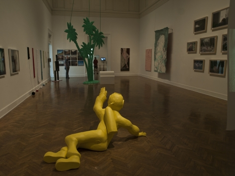 ELLIOT BRYANT The Curse of the Pop Mirage! 2011-12, installation, dimensions variable.