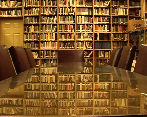 Susan MacWilliam Library (video still)