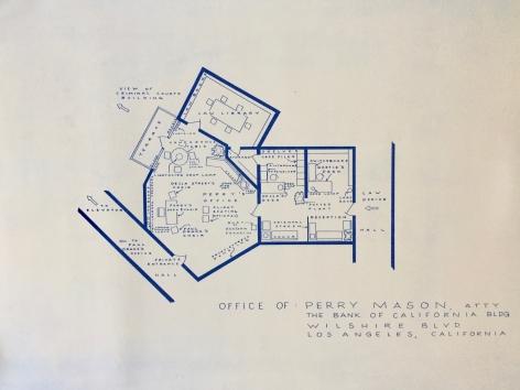 MARK BENNETT Office of Perry Mason