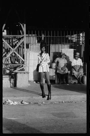 Motown Lady, Guyana, 1971