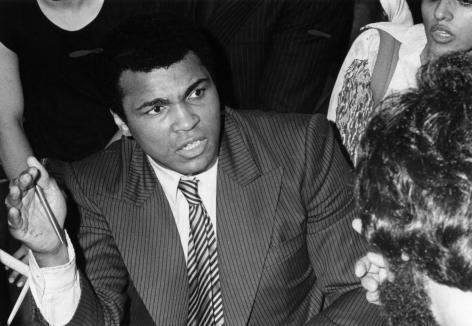 Muhammed Ali, 1977