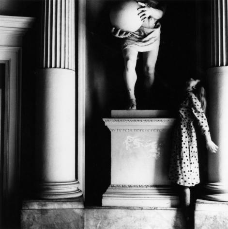 Francesca Woodman -  Untitled, Rome, 1977-1978  | Art Basel 2020 | Bruce Silverstein Gallery
