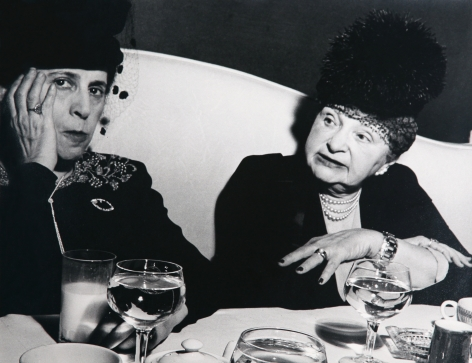 Lisette Model, Fashion Show, Hotel Pierre, New York, 1940-1946