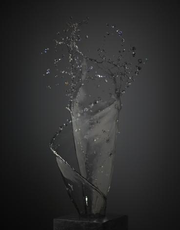 Shinichi Maruyama - Light Sculpture #19, 2019    Paris Photo 2019   Bruce Silverstein Gallery