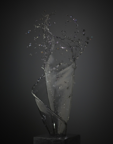 Shinichi Maruyama, Light Sculpture #19, 2019
