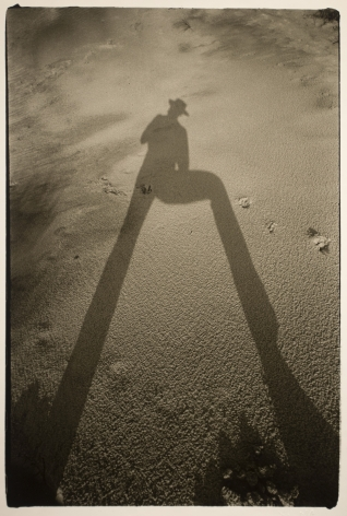Adger Cowans ; Fire Island, c. 1970 ; Bruce Silverstein Gallery