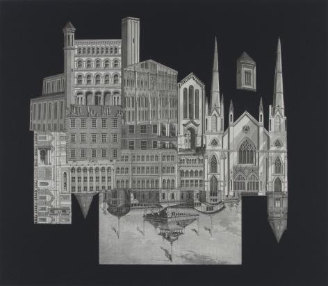Frederick Sommer -  Untitled, c. 1993   | Art Basel 2020 | Bruce Silverstein Gallery