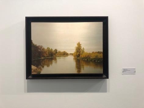 Elger Esser -   Chattilon sur Loire II, 2018  | The Armory 2020 | Bruce Silverstein Gallery