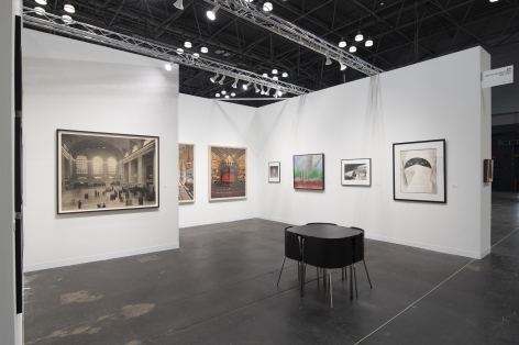 The Armory Show 2021 | Bruce Silverstein Gallery | Adger Cowans, Bill Cunningham, Ahmet Ertuğ, Chester Higgins, Walter Iooss | Installation images |