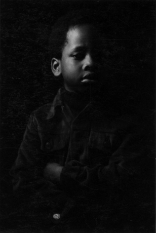 Herb Robinson - Christopher Robinson at 5, 1974 | Bruce Silverstein Gallery