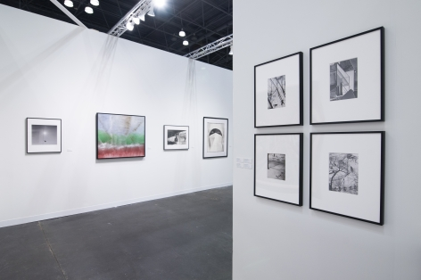 The Armory Show 2021 | Bruce Silverstein Gallery | Adger Cowans, Chester Higgins, Andre Kertesz | Installation images |