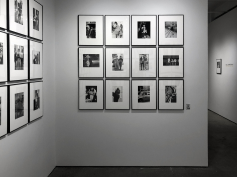 Bill Cunningham | New York, New York ; Bruce Silverstein Gallery