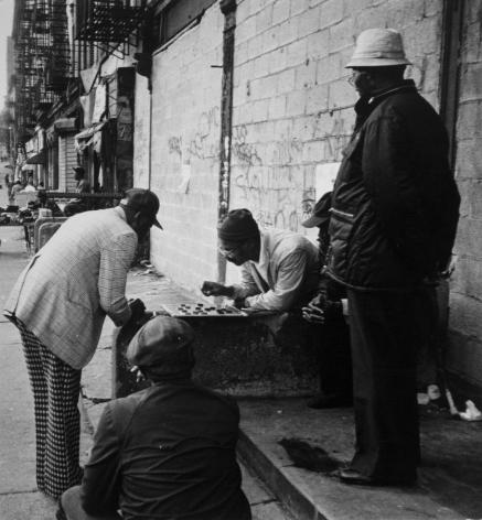 Harlem Checker Players, 1963