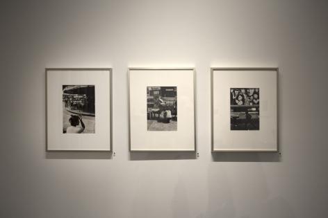 Louis Draper : True Grace | installation image 2020 | Bruce Silverstein Gallery