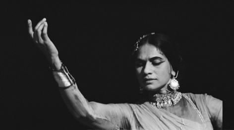 Jimmie Mannas - Indian Dancer, Guyana, 1971 | Bruce Silverstein Gallery