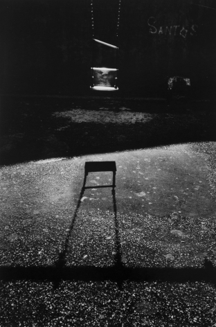 Louis Draper ; Untitled (Swing and Shadow, New York), 1967 ; Bruce Silverstein Gallery