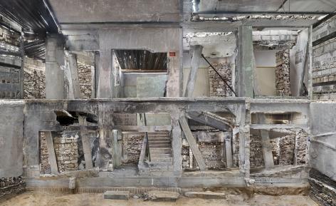 Marjan Teeuwen, Destroyed House Gaza 3, 2017