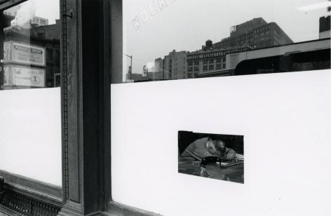 Lee Friedlander - New York City, 1964    Paris Photo 2019   Bruce Silverstein Gallery