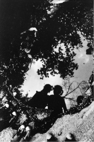 Herb Robinson ; Central Park North Kids, 1961 ; Bruce Silverstein Gallery