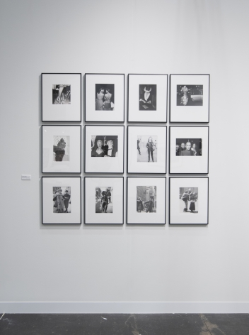 The Armory Show 2021 | Bruce Silverstein Gallery | Bill Cunningham | Installation images |