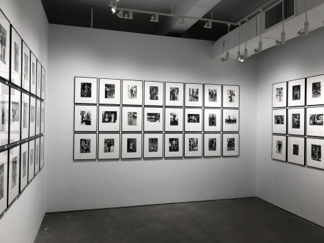 Bill Cunningham   New York, New York ; Bruce Silverstein Gallery