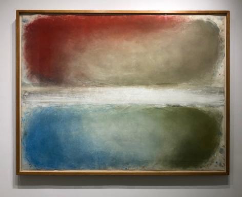 Ed Clark -  Untitled, 1980  | Frieze Masters 2020 : Adger Cowans & Friends | Bruce Silverstein Gallery