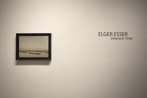 Elger Esser | Inherent Time