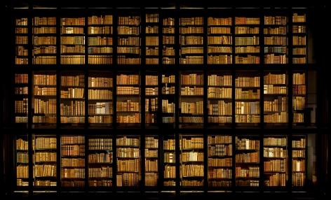 King's Library, London, 2008, Chromogenic print