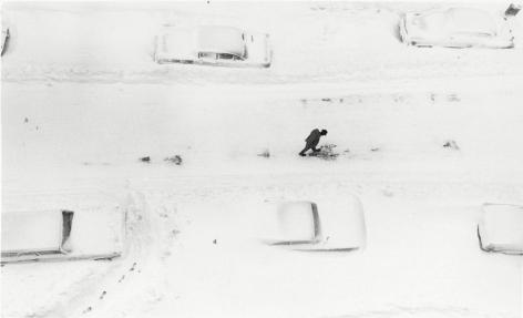 Footsteps, Harlem, 1961
