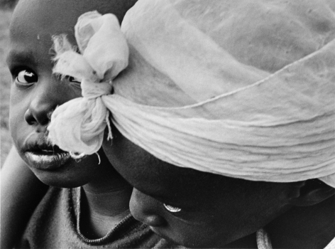 Herb Robinson - Brother and Sister, Jamaica, 1973 | Bruce Silverstein Gallery