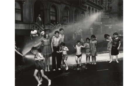 Summer, Lower East Side, 1937, Gelatin silver print, printed c. 1940s