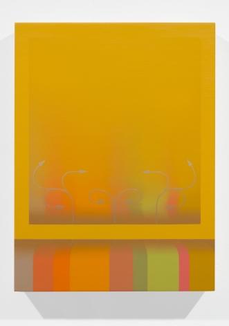 Nicolas Grenier Study for Incoming Flux, 2013
