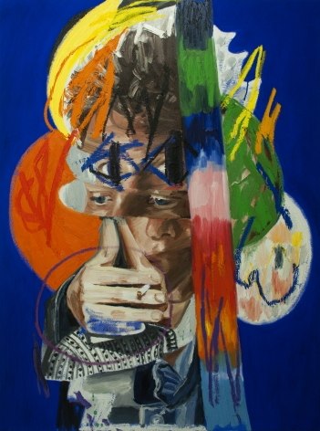 Erik Olson Self Portrait, 2020