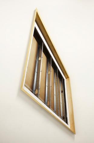 Chris Engman Double Skew, 2014 Digital Print 55 x 52.25 x 47 x 37.5 in.