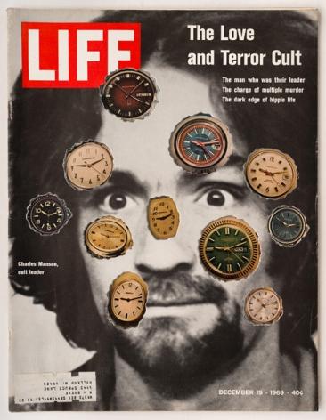 Dennis Koch, LIFE Cutout No. 114 (December 19, 1969, Manson Clocks) 2018