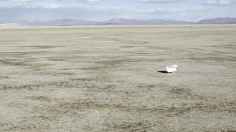 Chris Engman The Pursuit, 2013 HD Video, color, sound 10:00 min.