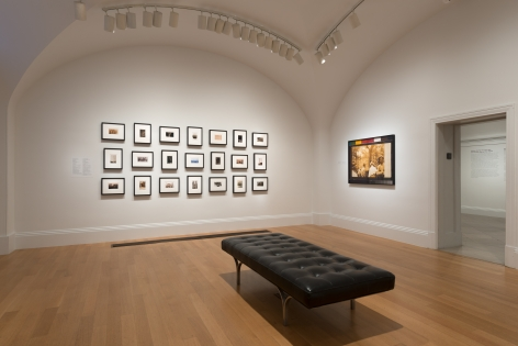 Installation View ofUnSeen: Our Past In A New Lightat the Smithsonian National Portrait Gallery