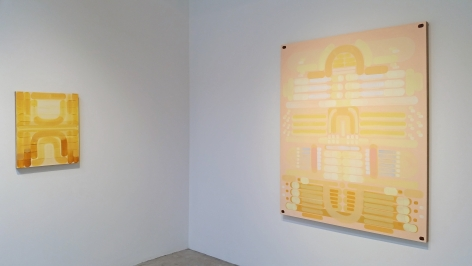 Installation View of Lily Stockman: Women