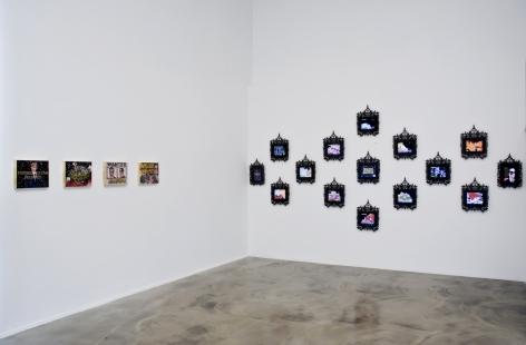 Installation Viewof Federico Solmi:Douchebag Cityat SITE Santa Fe 2010 Biennial