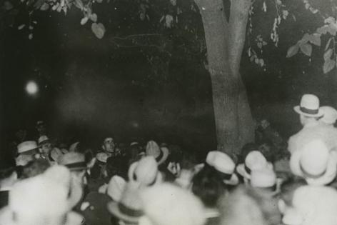 Ken Gonzalez-Day Lynching of Thomas Thurmond and John Holmes, San Jose, CA 1933