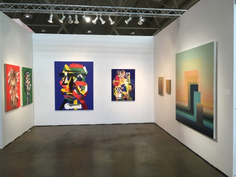 Installation View of Art Toronto 2017