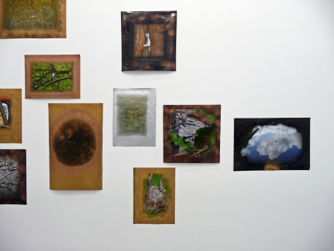 Installation View of Christopher Russel: Runaway